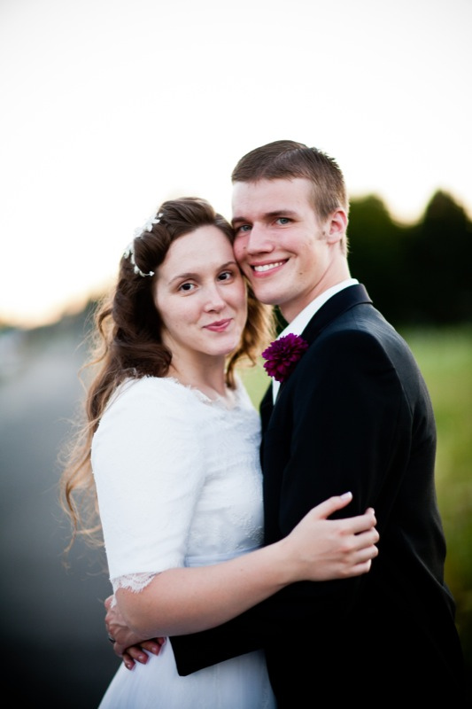 Kristianna and Philip Wedding Portraits