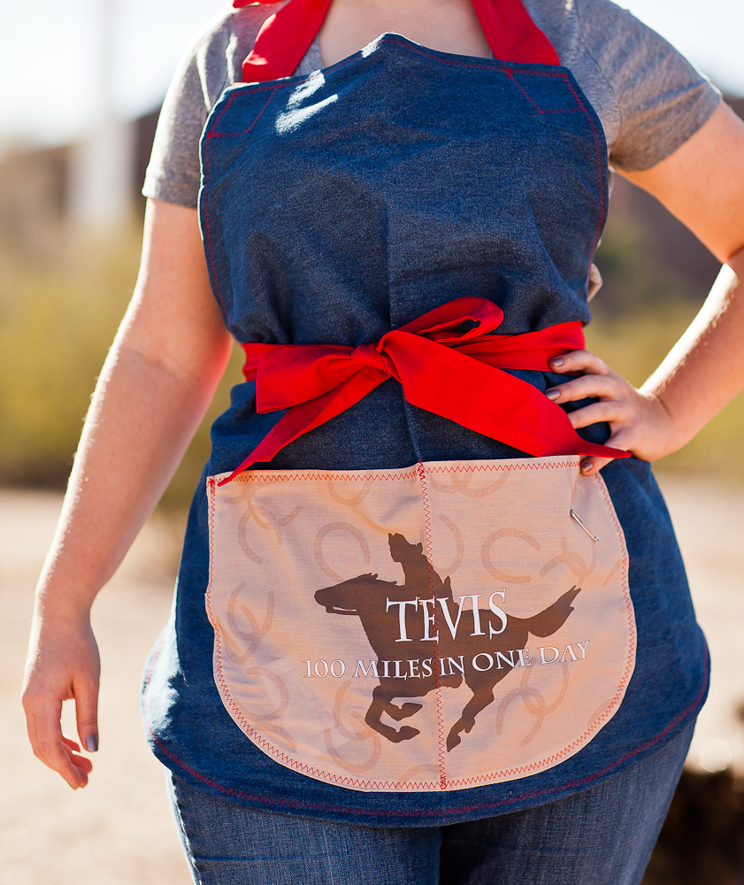 fun tevis apron for outdoor grilling