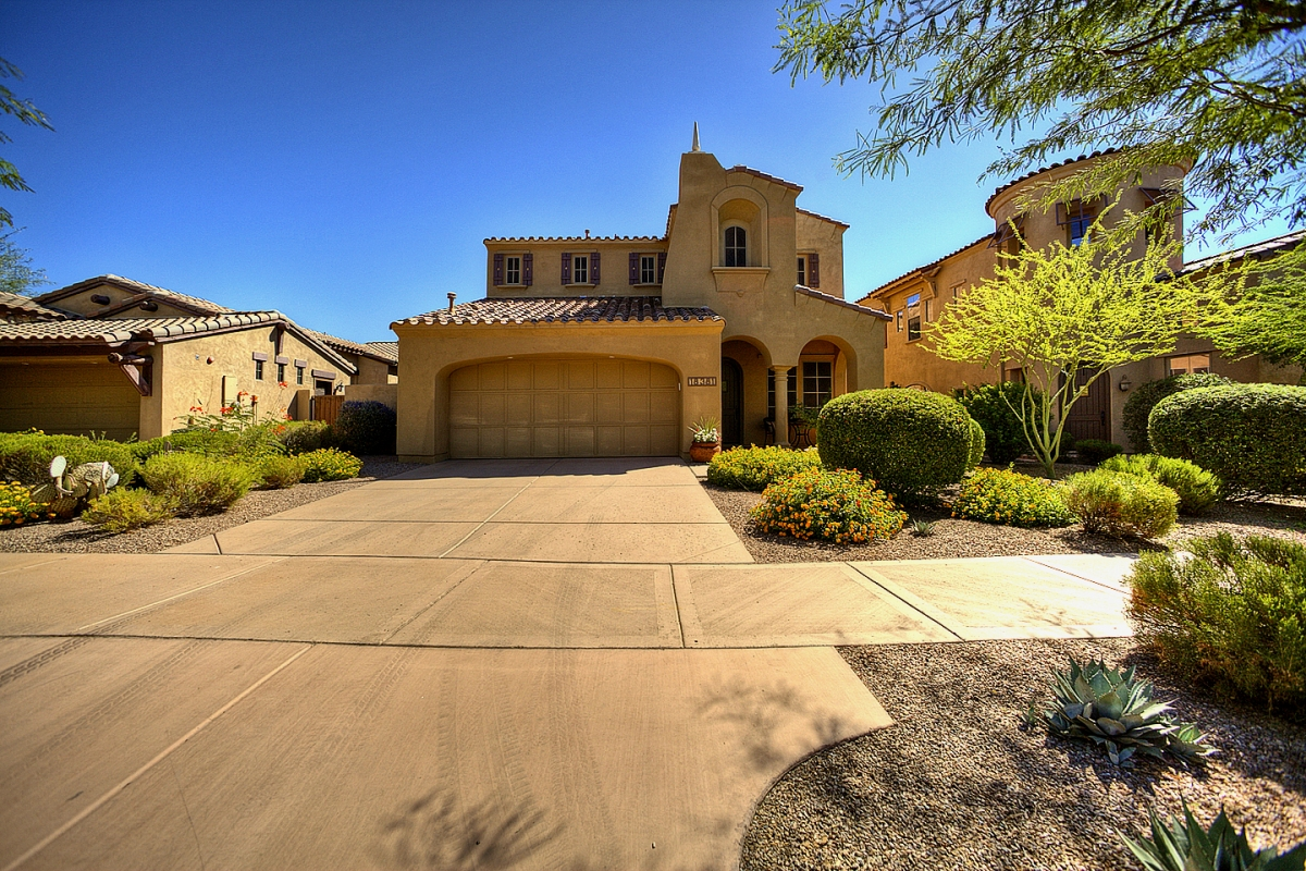 Scottsdale Hdr Real Estate Photography Dc Ranch Listing