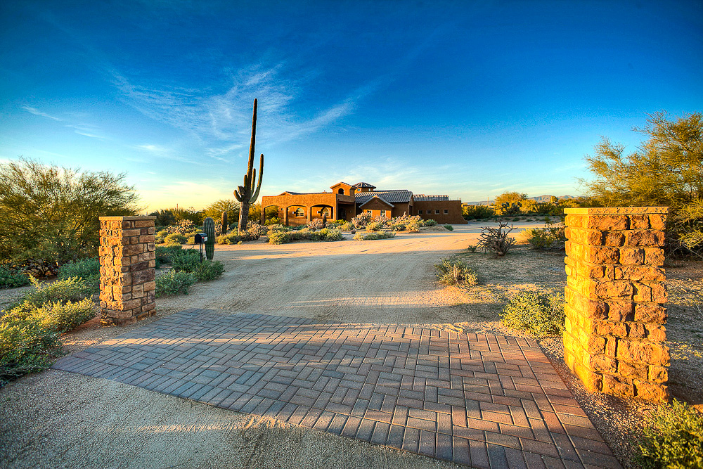 Residential Real Estate : Phoenix residential real estate photographers north