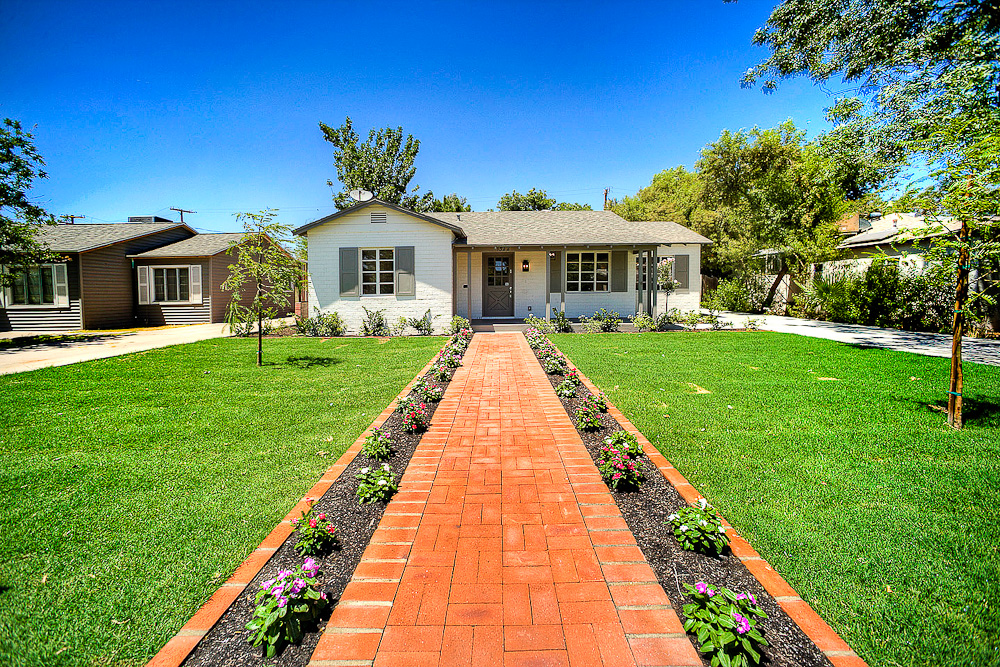 Historic Central Phoenix Homes Remodeled Houses For Sale