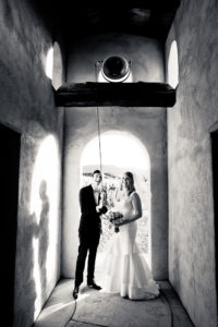 ringing the wedding bell