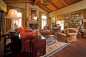 family room paradise valley home