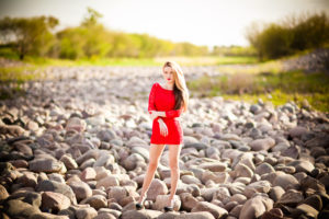 Phoenix fashion portrait photographers