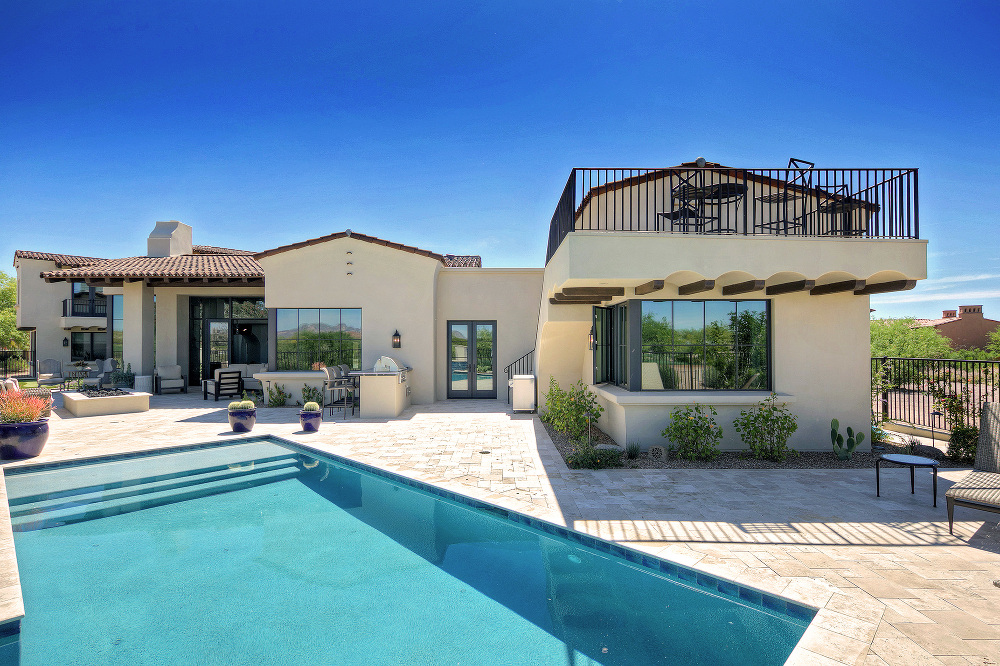 Gold canyon luxury real estate photographer