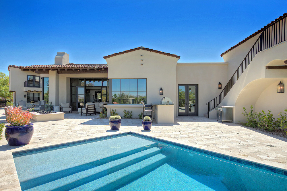 paradise valley real estate photography