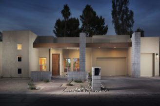 Scottsdale Luxury home photography